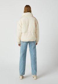 PULL&BEAR - Winter jacket - beige - 2