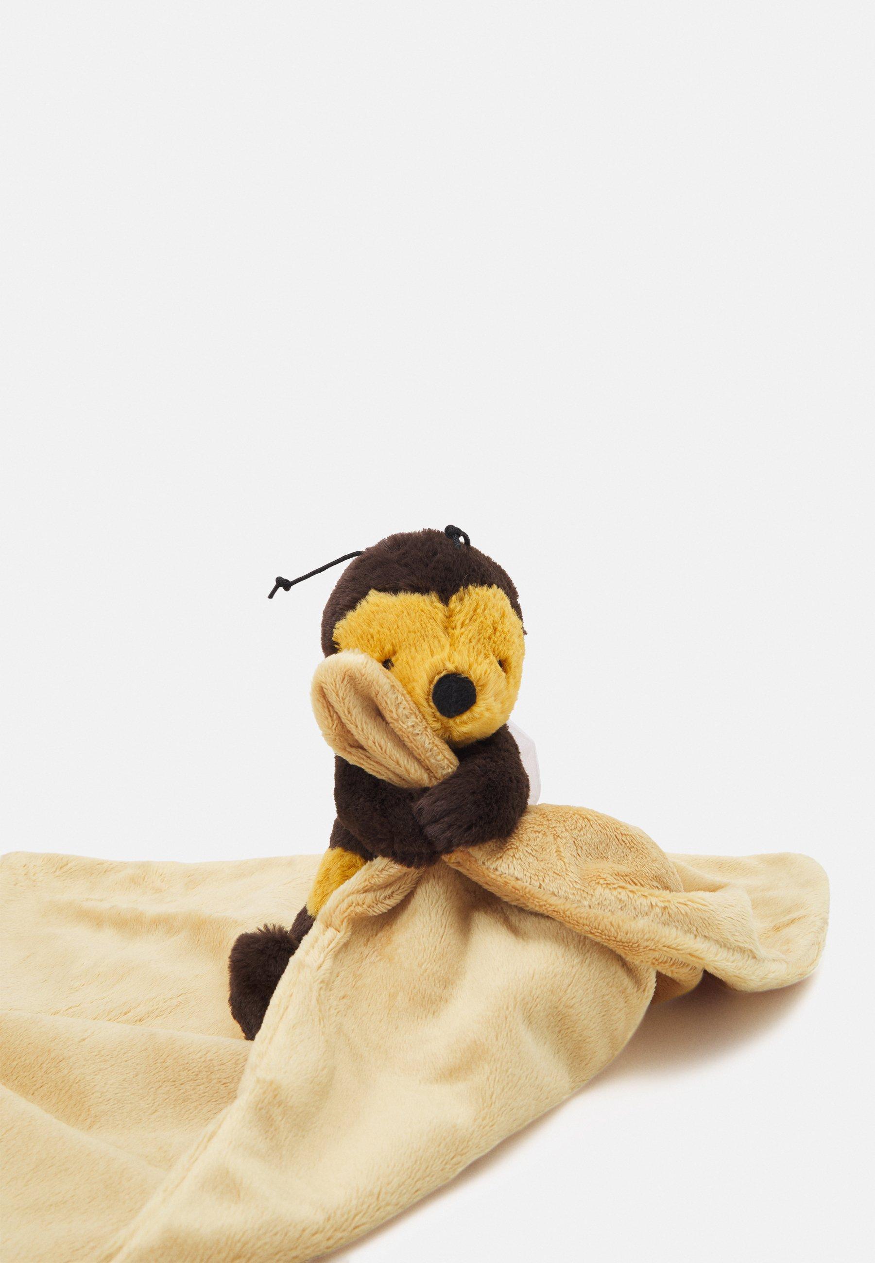 Kinder BASHFUL BEE SOOTHER - Kuscheltuch