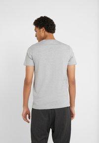 PS Paul Smith - SLIM FIT PHOTOS - Print T-shirt - grey - 2