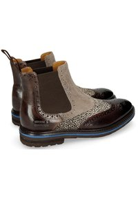 Melvin & Hamilton - Classic ankle boots - dark brown/brown - 2