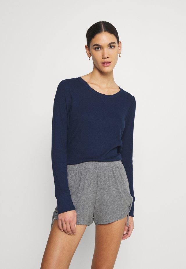 Pyjamashirt - elysian blue