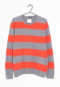 GAP - Stickad tröja - red - 0