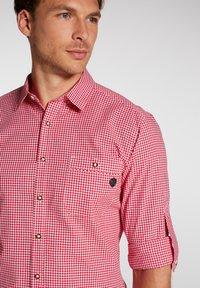 Spieth & Wensky - Shirt - rot - 2