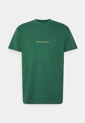 ESSENTIAL REGULAR UNISEX  - T-shirt imprimé - green
