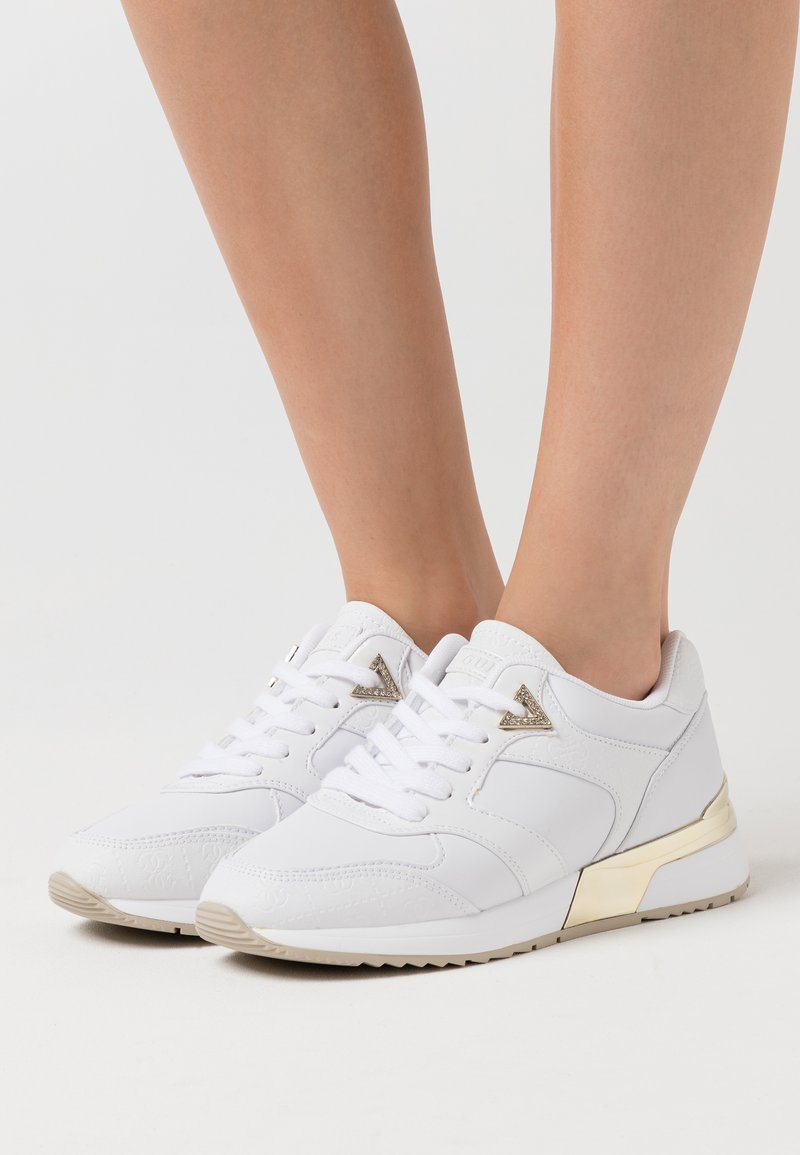 Guess - MOTIV - Sneakers basse - white