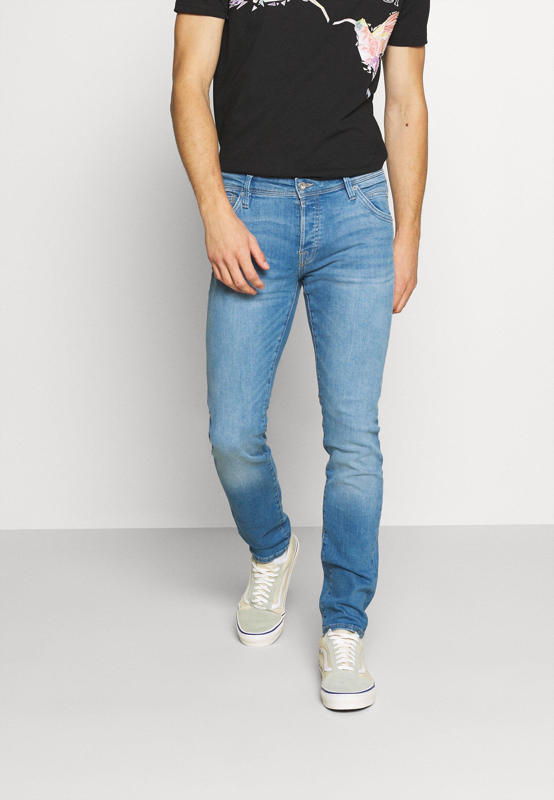 Herren JJIGLENN JJFOX AGI  - Jeans Skinny Fit