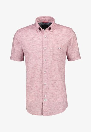 Shirt - coral red