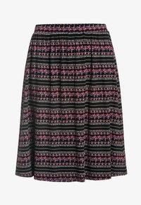 Vive Maria - A-line skirt - schwarz allover - 5
