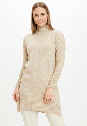 Jersey de punto - beige