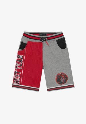 STREET - Pantalones deportivos - rojo