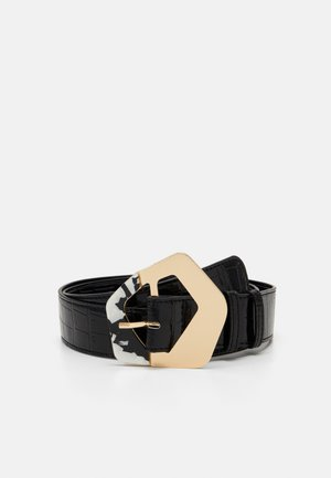 MARLOWE BELT - Belte - black