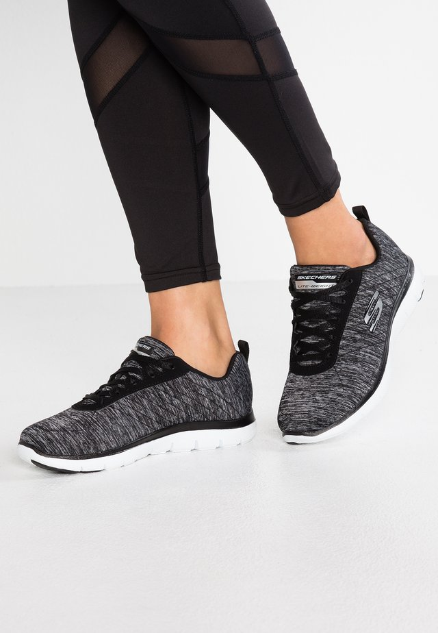 FLEX APPEAL 2.0 - Joggesko - black/charcoal/white