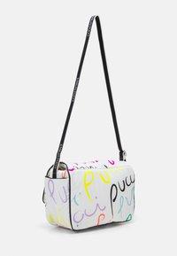 Emilio Pucci - MAMY BAG SET - Across body bag - bianco/multicolor - 1