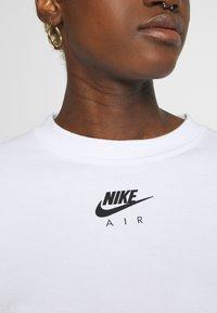 Nike Sportswear - AIR - Felpa - white - 5