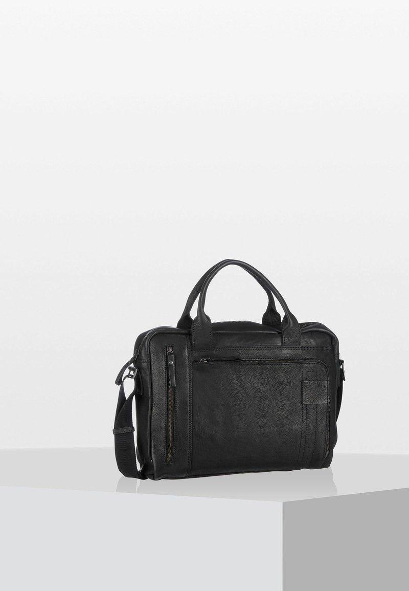Strellson - UPMINSTER - Briefcase - black
