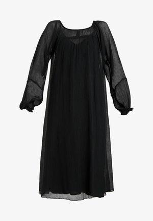 DORIE - Korte jurk - black