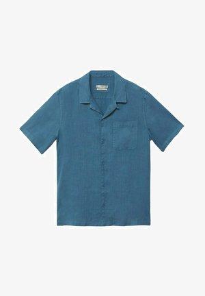 BOWLING REGULAR-FIT  - Skjorta - blå