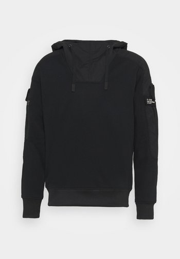 MIXED CARGO HOODED