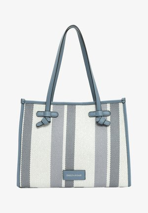Sac à main - blue stripes