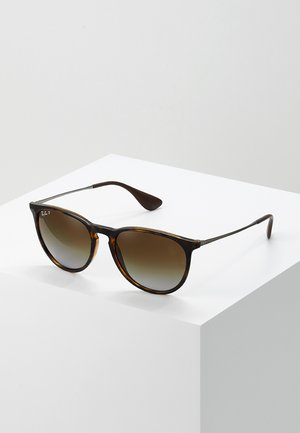 ERIKA - Sunglasses - havana polar brown