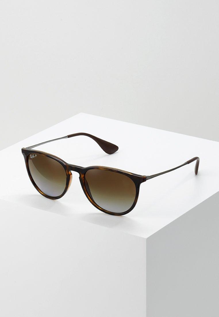 Ray-Ban - 0RB4171 ERIKA - Sunglasses - havana polar brown