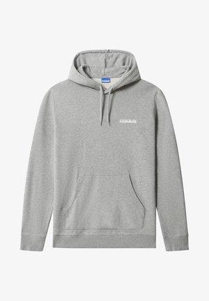 BONDI - Hoodie - medium grey melange