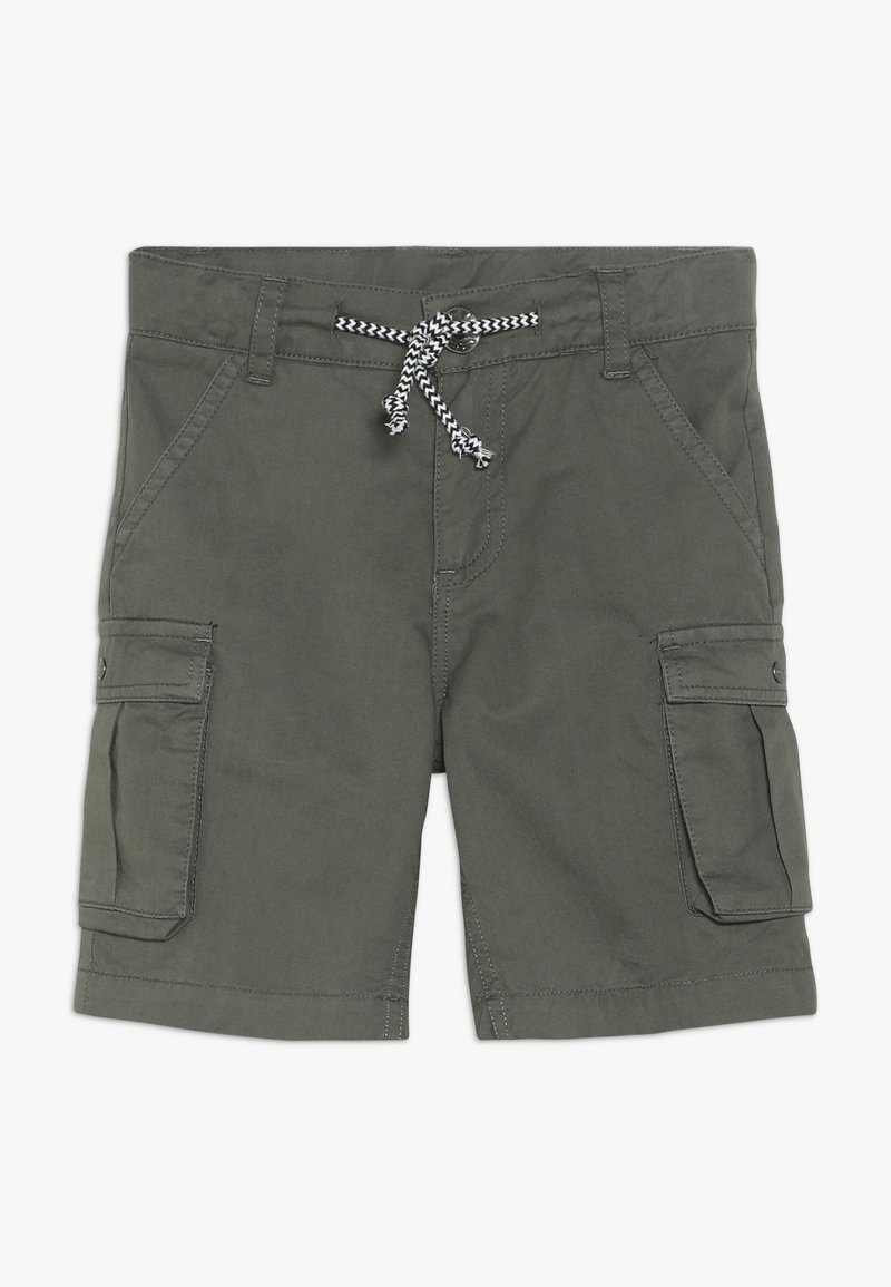 3 Pommes - BERMUDAS BATTLE - Shorts - kaki