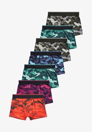 7 PACK - Pants - green