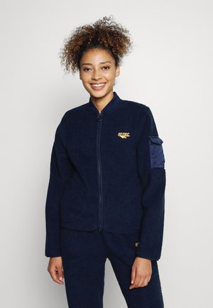 KESWICK - Fleece jacket - navy