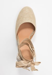 Castañer - CARINA  - High heeled sandals - oro claro - 3