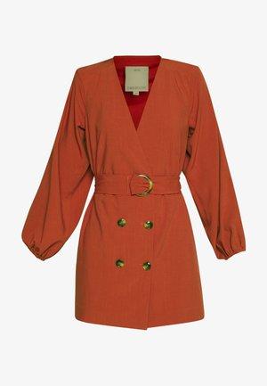 AVIDITY DRESS - Shift dress - rosewood