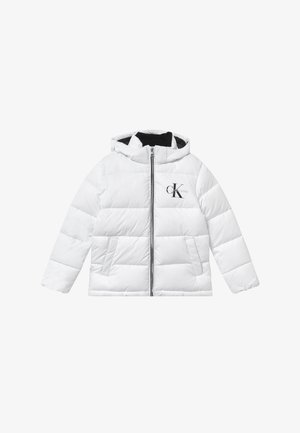 ESSENTIAL PUFFER  - Winter jacket - white