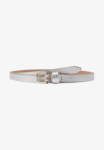 Pasek - silber metallic