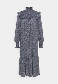 Ghost - ANISHA DRESS - Vestito estivo - dark blue - 0