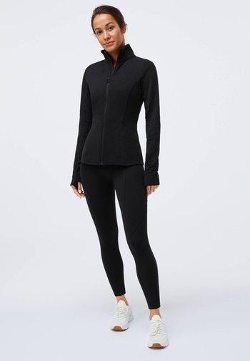 Softshell jakker - black