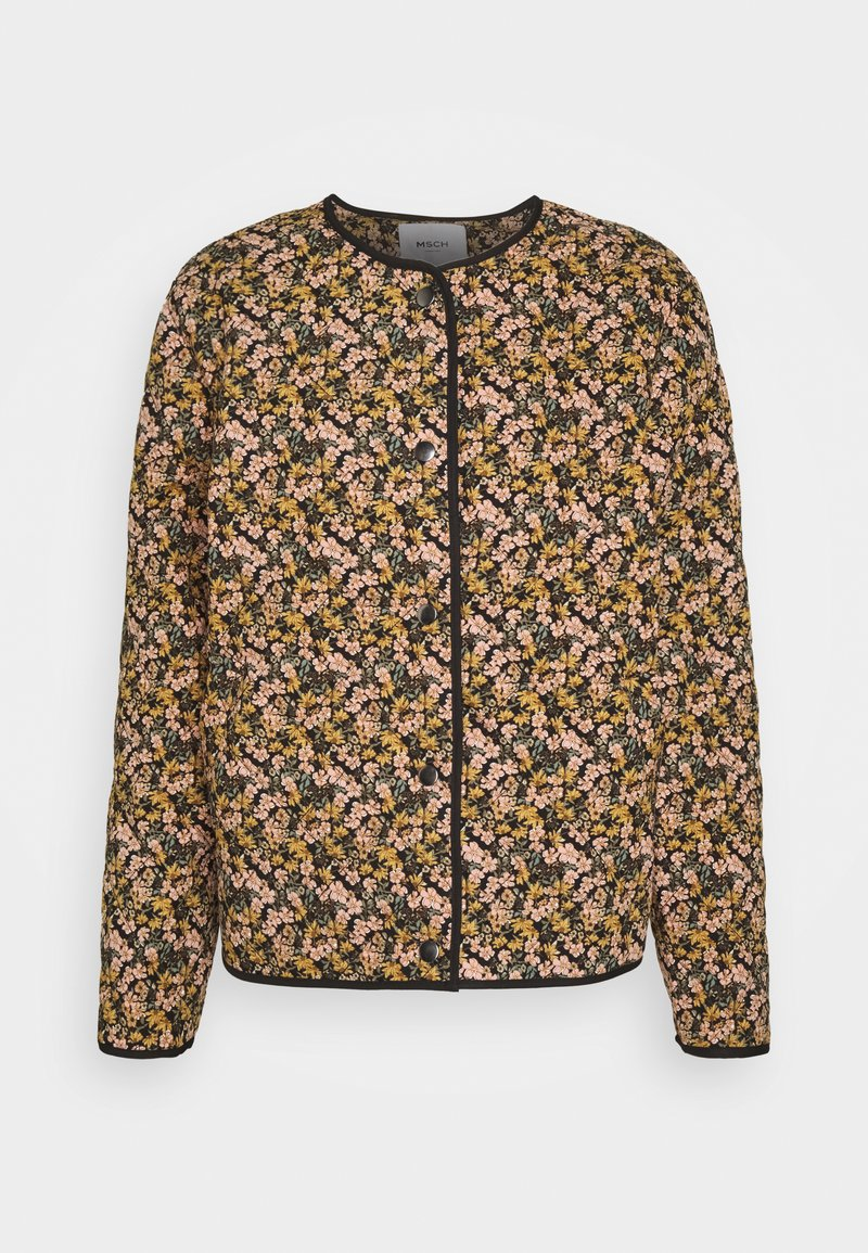 Moss Copenhagen - MARTHA JACKET  - Summer jacket - black