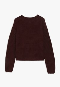 New Look 915 Generation - Sweter - bordeaux - 1