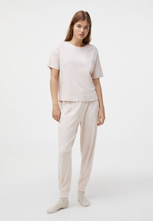 Pyjamasöverdel - beige