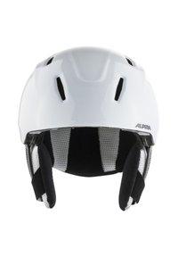 Alpina - Helmet - black-white - 2