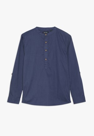 KREMPELARM - Camicia - jeansblau