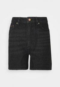 ONLY - ONLBAY LIFE  - Short en jean - black denim - 3