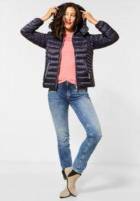 Street One - Winter jacket - blau - 1