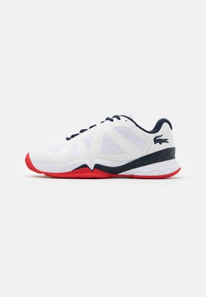 LC SCALE II - Scarpe da tennis per tutte le superfici - white/blue