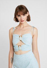 Tiger Mist - ROZA DRESS - Denní šaty - blue - 3