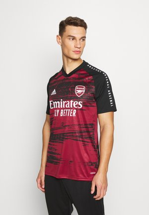 ARSENAL FC AEROREADY SPORTS FOOTBALL - Club wear - noble maroon/black