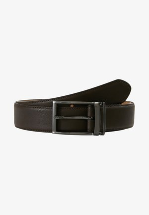 LOOP BUCKLE - Bælter - brown