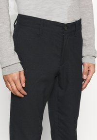 Only & Sons - ONSMARK PANTS CHECK - Kalhoty - dark blue - 4