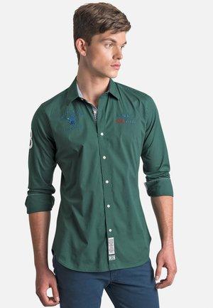 ORVAL - Camicia - green