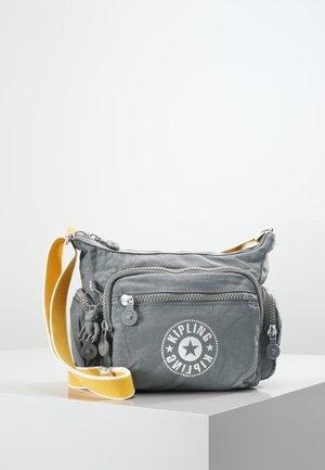GABBIE S - Across body bag - dark grey