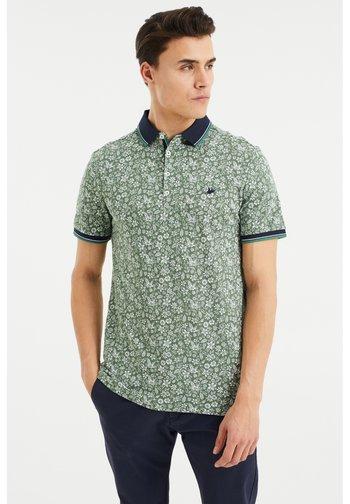 MET BLOEMENDESSIN - Polo shirt - all-over print